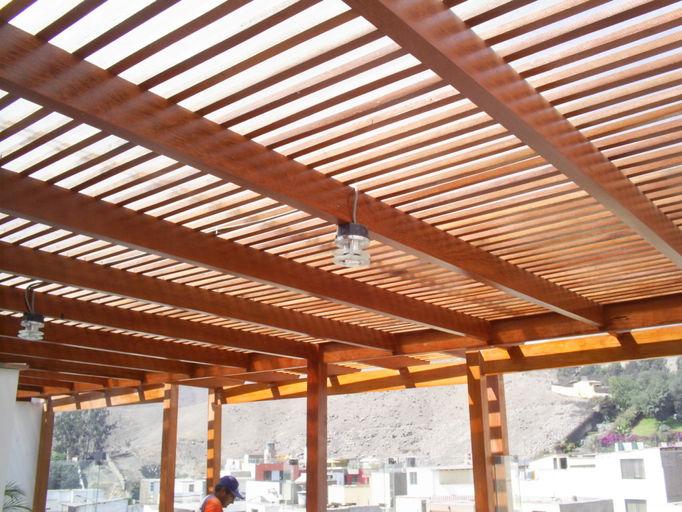 Techos de madera 996273050 - Techos de madera para terrazas ...