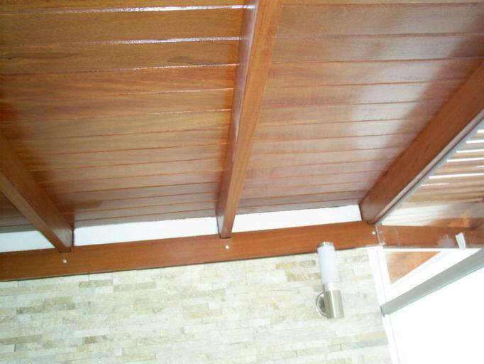 Techos de madera 996273050 for Modelos de terrazas en madera