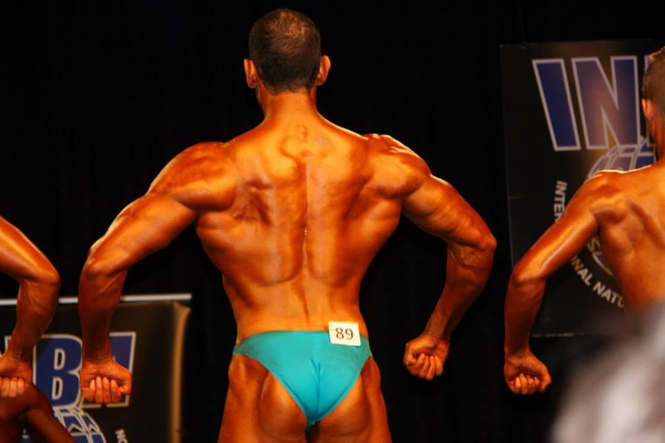 Dr Babak, natural bodybuilder, WNBF, bodybuilding tips
