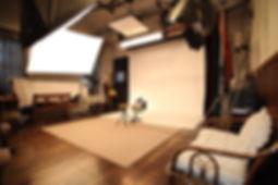 室内スタジオ