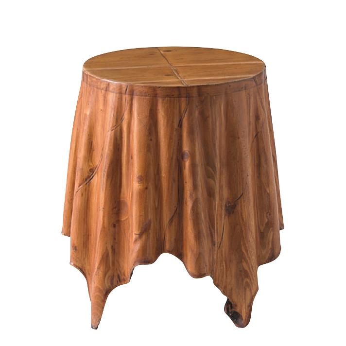 Mini Skirt Table