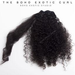 Boho Exotic 3c4a Curl 3 Bundle Deal Bohoexoticstudio