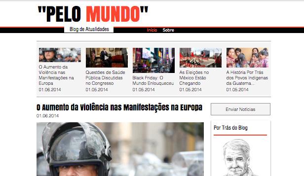 Blog de Notícias e Atualidades