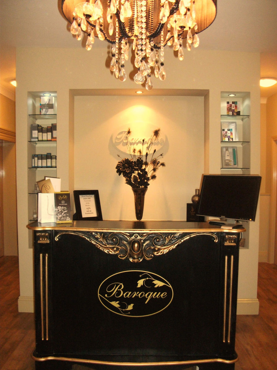 Baroque Beauty salon in sedgefield | Home | Wix.com