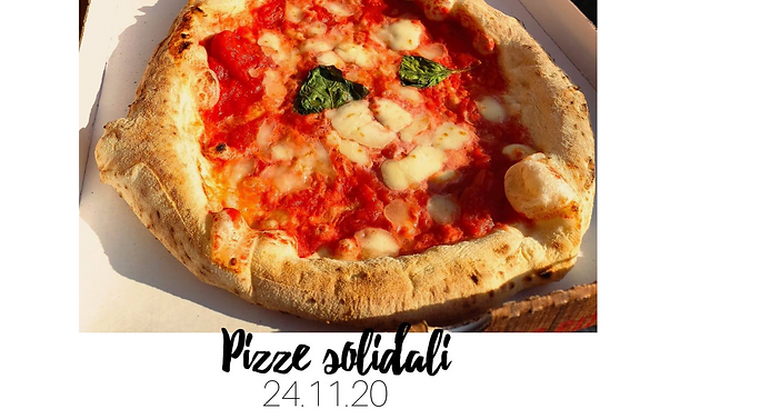 Pizze solidali