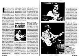 Rock & Folk, juillet 2015 (2/3)