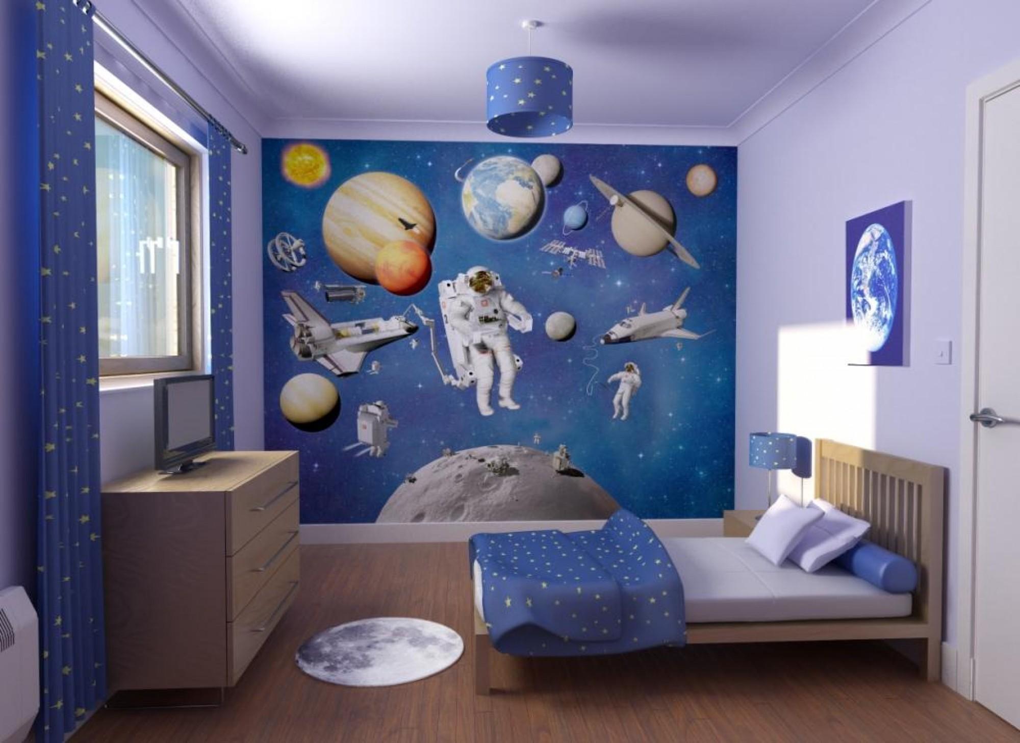 фотообои на стену космос купить