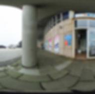 淺水灣步道入口無障礙廁所720環景圖