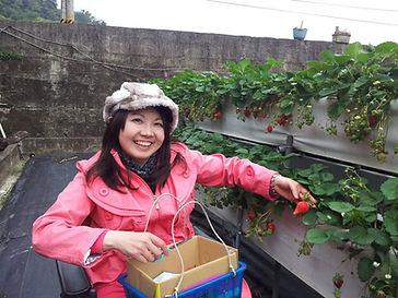 台灣第一個無障礙導遊,黃欣儀
