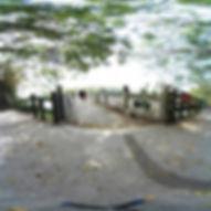 枕山社區望龍埤入口