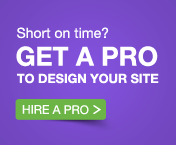 SHORT ON TIME? GET A PRO