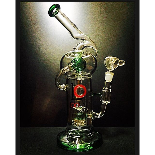 how to make a glass bong from scratch