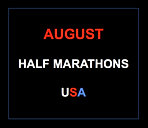August half marathons 2016