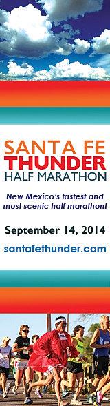 Santa Fe Thunder Half Marathon