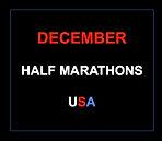December half marathons 2016