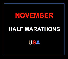 November half marathons 2015