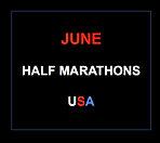June Half Marathons 2016