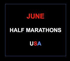 June Half Marathons 2015