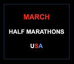March half marathons 2017