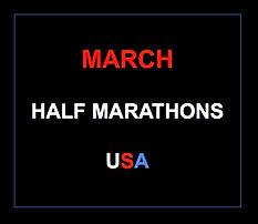 March half marathons 2015