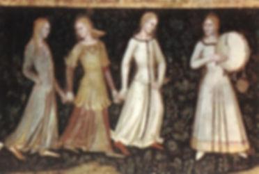 Medieva dance group