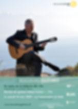 9e Salon & Johan Fostier - Concert 14 mars 2020 - Bulle - RencontresGuitares