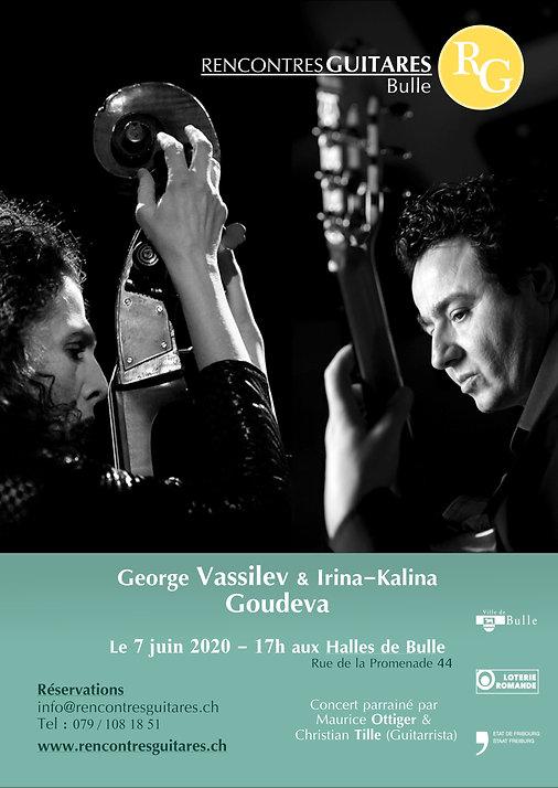 George Vassilev - RencontresGutares de Bulle - 7 juin 2020