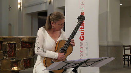 Raphaella Smits - RencontresGuitares