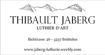 Parrain Thibault Jaberg les RencontresGuitares de Bulle