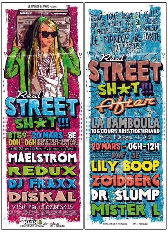 STREET SH*T