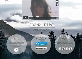 Lançamento de Single Template - Mostre ao mundo o seu talento com este template naturalmente bonito. Adicione suas músicas e esteja online hoje!