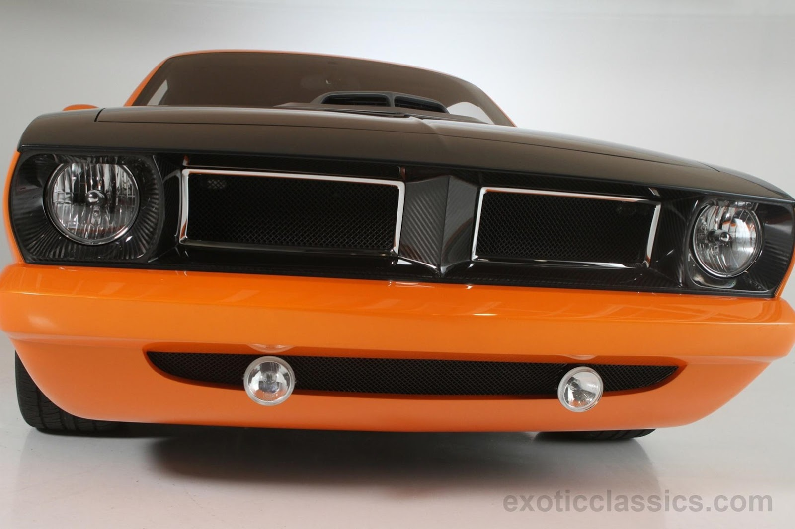 Will the Barracuda be revived by Dodge  Graveyard Carz