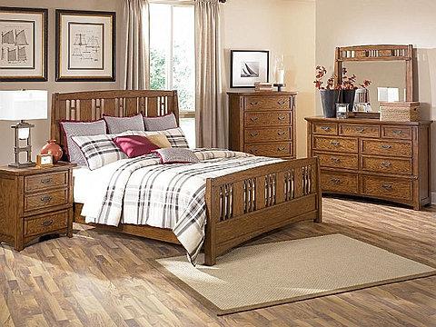 Ashley Millenium Bedroom