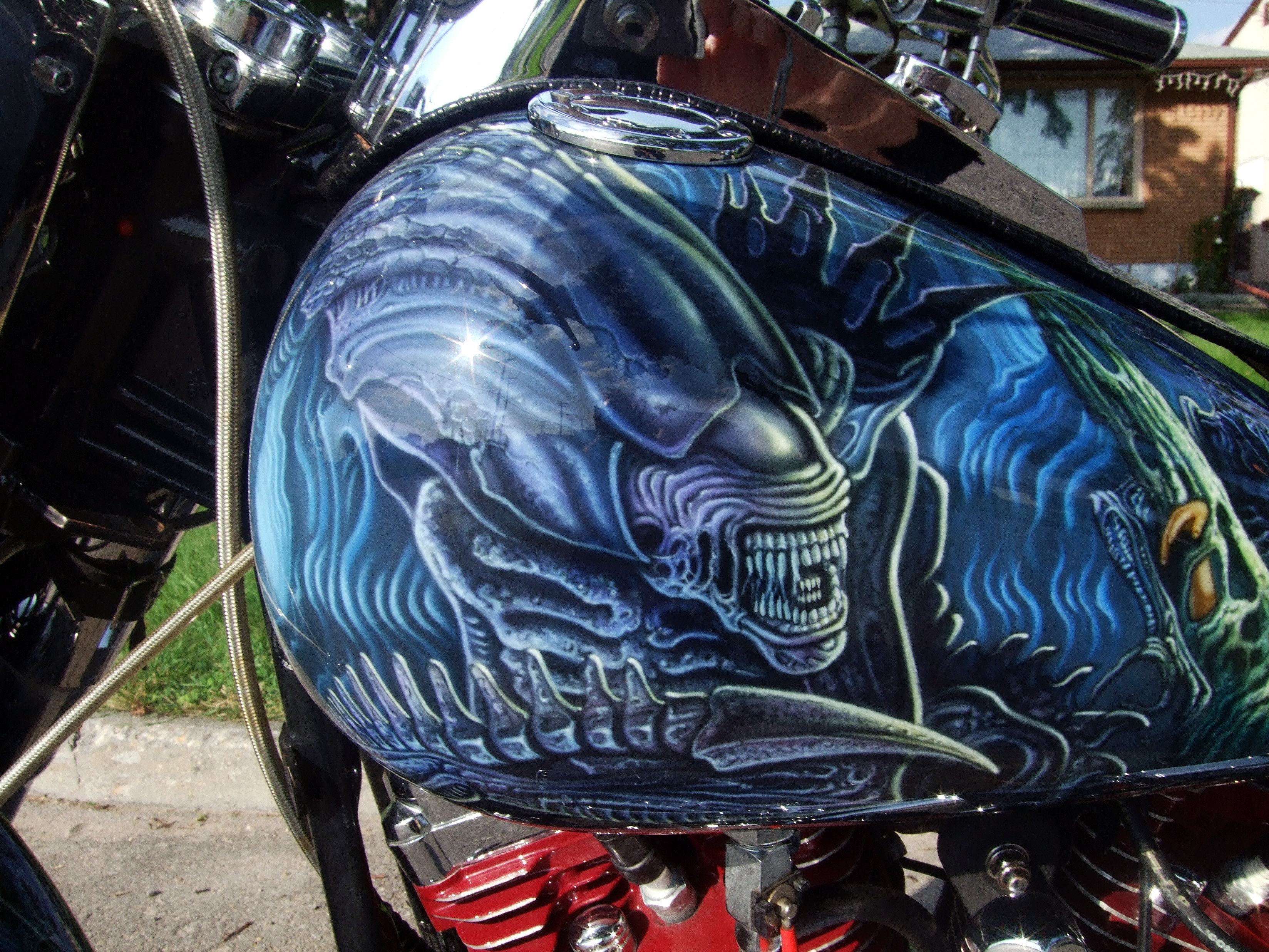 Uncle Ds Airbrushing And Design Studio