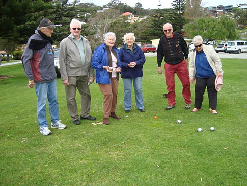over 50 s activities in albany wa