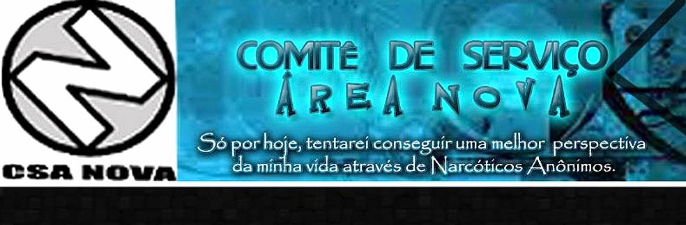 CSA NOVA - Narcóticos Anônimos