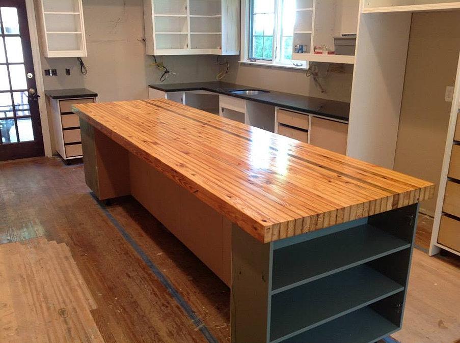 hardwood floor countertop hd image - Hardwood Floor Countertop - Wood Floors