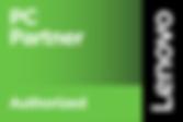 Lenovo PC Authorized Partner Emblem 2019