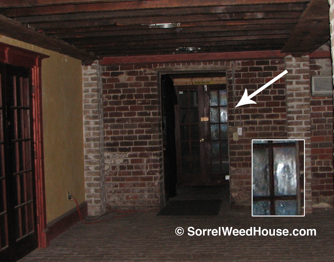 Sorrel Weed Ghost Tour