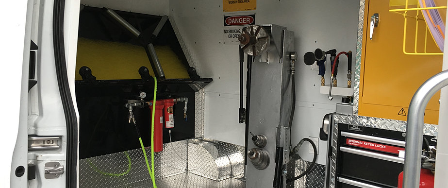 Mobile Wheel Repair : Custom trucks and trailers sacramento