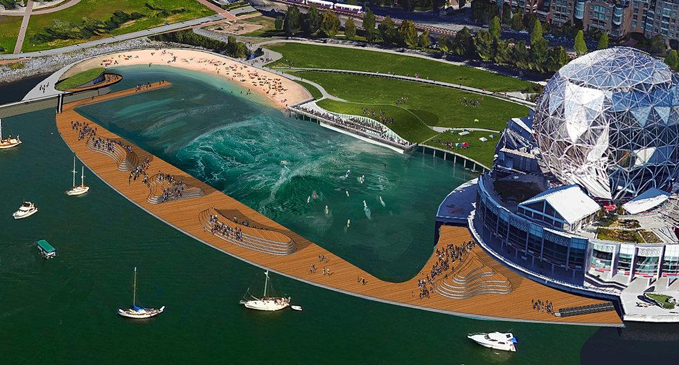 wave pool surf park vancouver citysurf