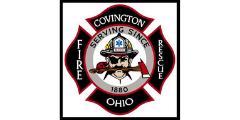 Covington Ohio Fire Department firefighter firemen fireman first responder rescue buccaneer pirate