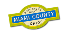 Miami County Ohio logo chamber of commerce city government