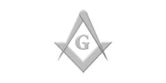 Franklin Lodge #14 F & A.M. logo freemasons freemasonry masons masonic lodge