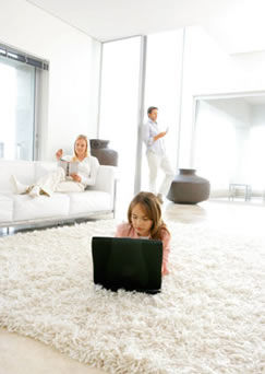 clean carpet image 2