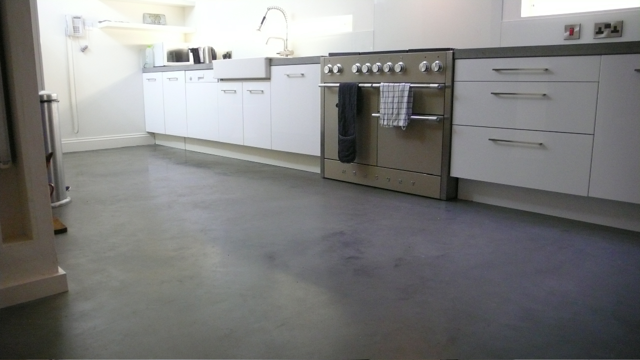 Curing Polished Concrete Floors Fair Faced