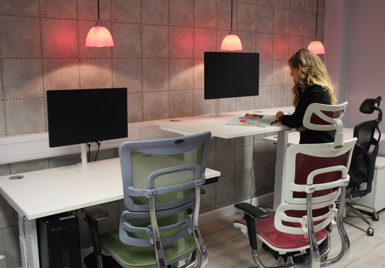 Ergonomics Are Essential In The Office Environment. Purchasing Good  Ergonomic Desks And Seating Will Improve Your Employeesu0027 Quality Of Living  By Minimising ...