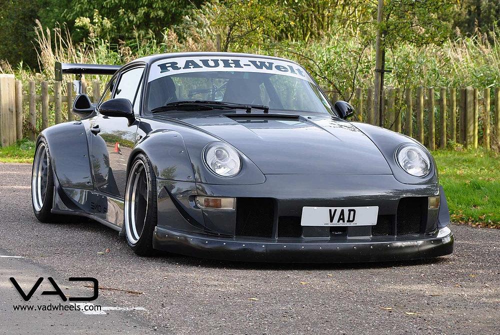 Rwb Porsche 993r