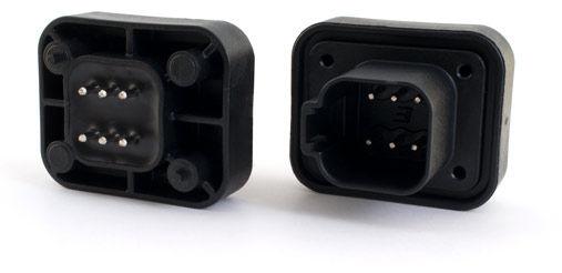 Commercial Vehicle connectors - Agriculture connectors