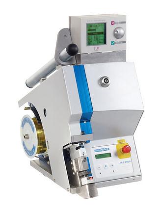 ACS 2000 wire crimping splicing splice machine